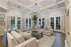 Luxury homes in showcase French Chateau in Fairbanks Ranch