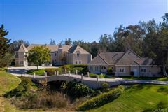 Luxury real estate showcase French Chateau in Fairbanks Ranch