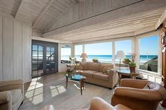 Luxury real estate ocean front homE available for vacation or long term rental