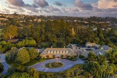 the iconic Foxhill estate mansions