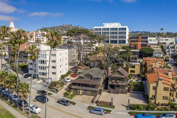 Luxury real estate most iconic location in La Jolla