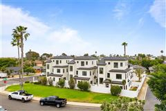Luxury real estate bright and spacious new construction residence