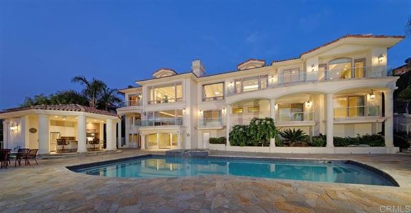 One of a Kind Contemporary Mediterranean Masterpiece luxury real estate
