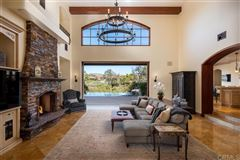 Mansions in sophisticated home in the Bridges in Rancho Santa Fe