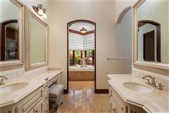 Luxury properties sophisticated home in the Bridges in Rancho Santa Fe