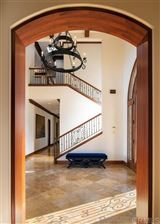 Luxury homes in sophisticated home in the Bridges in Rancho Santa Fe