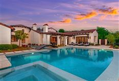 Santa Barbara gated custom estate mansions