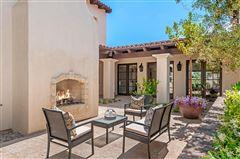 Mansions in Santa Barbara gated custom estate