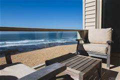 Luxury properties  spectacular ocean front condo