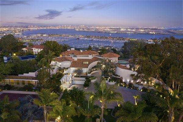 exceptional gated private compound mansions
