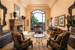 Luxury homes in meticulously designed estate in Rancho Pacifica