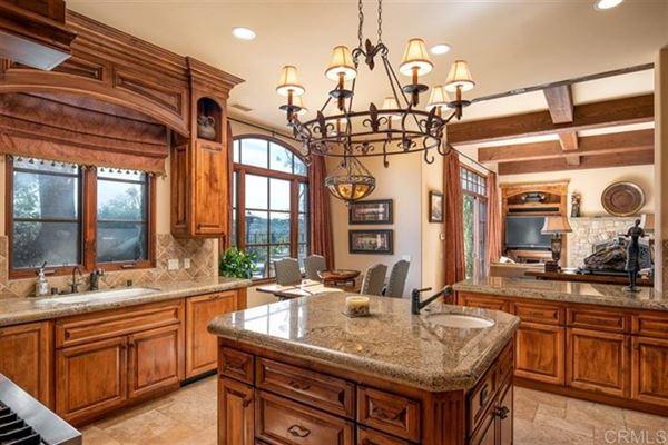 meticulously designed estate in Rancho Pacifica  luxury real estate