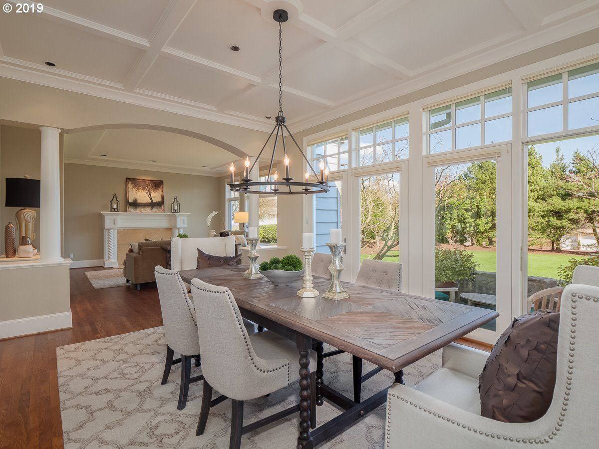 Luxury real estate Cape Cod meets Lake Oswego
