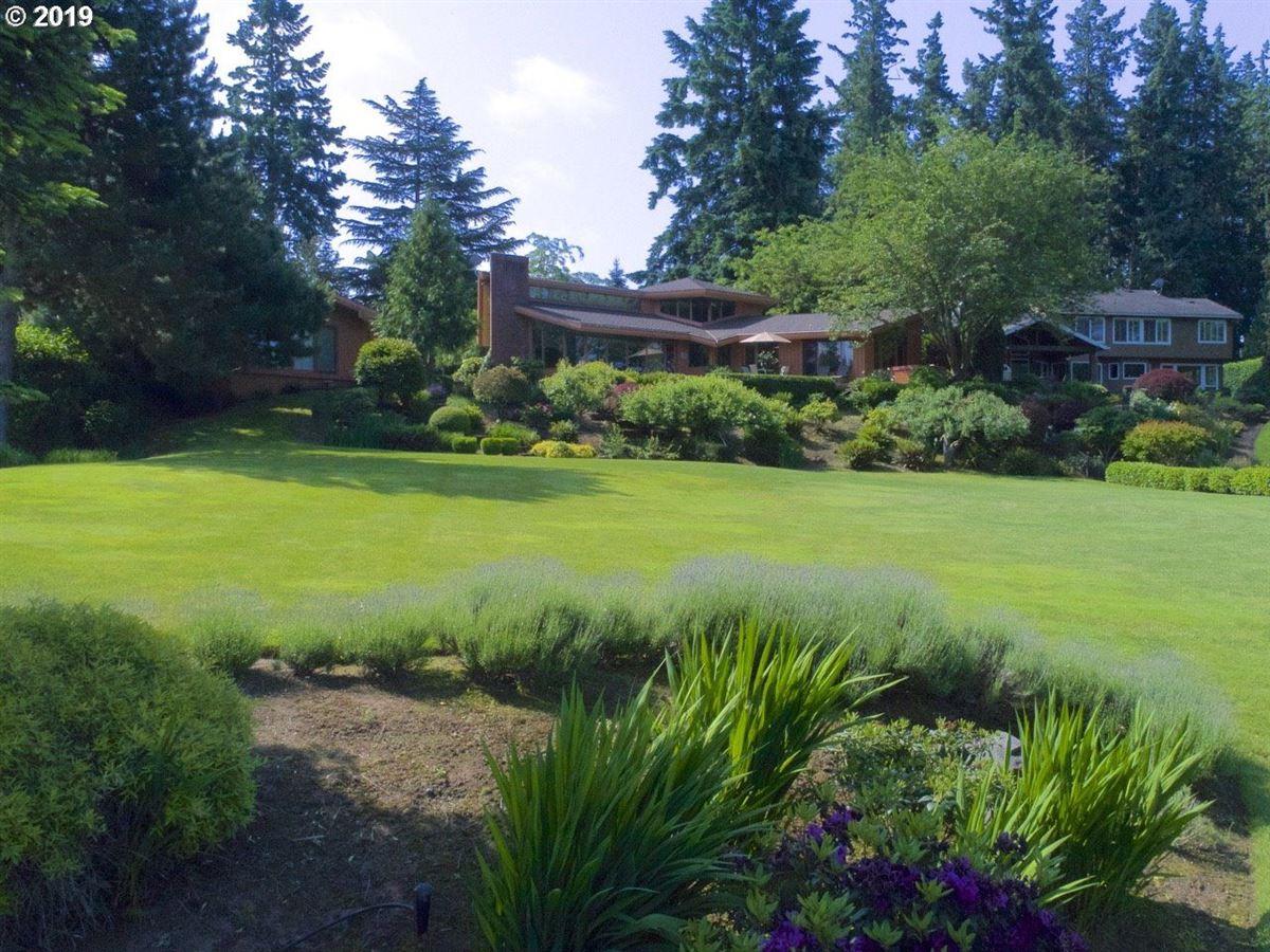 Luxury properties A beautiful riverfront property