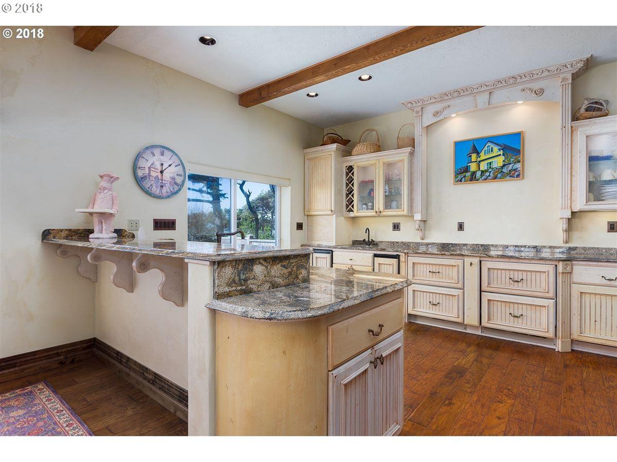 Luxury real estate Storybook oceanfront villa estate