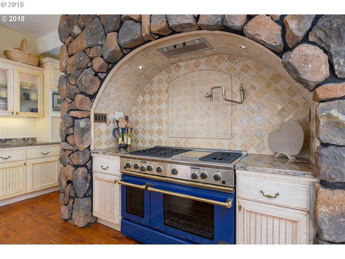 Storybook oceanfront villa estate luxury real estate