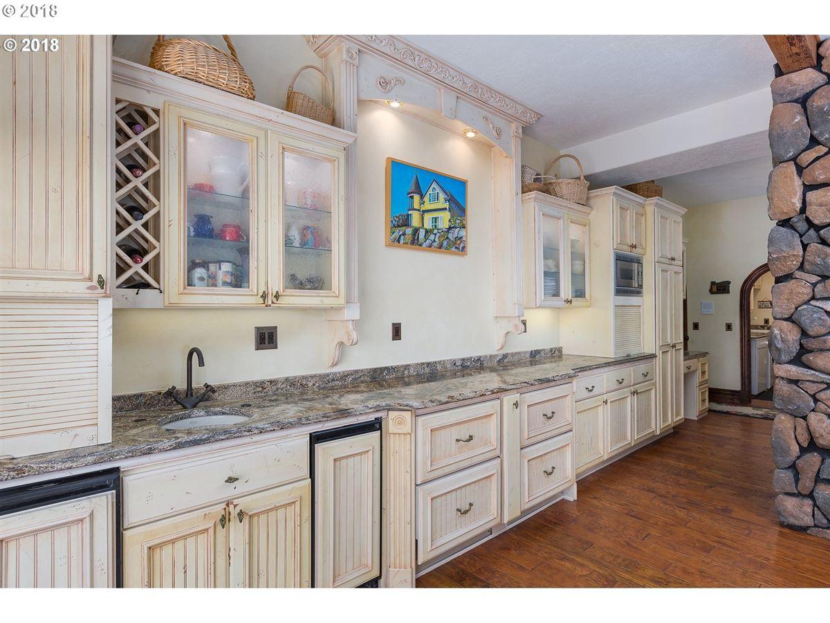Luxury properties Storybook oceanfront villa estate
