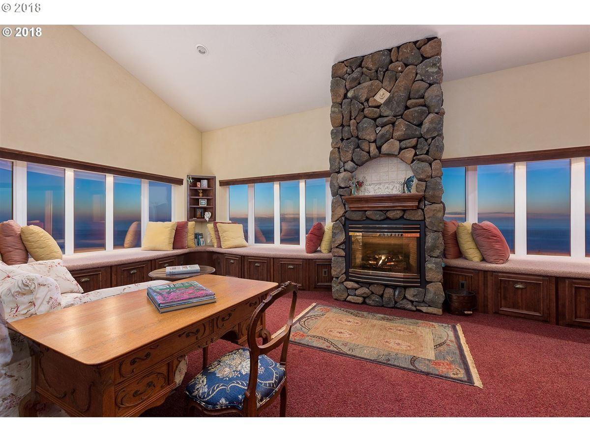 Mansions in Storybook oceanfront villa estate