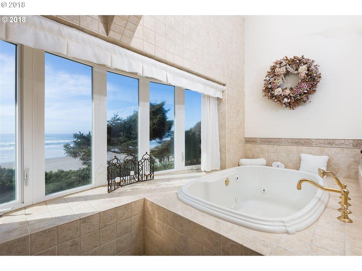 Luxury homes Storybook oceanfront villa estate
