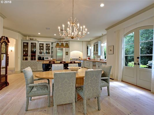 Luxury homes in Private and gated home in portland