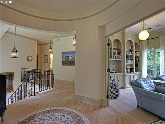 Luxury real estate Private and gated home in portland