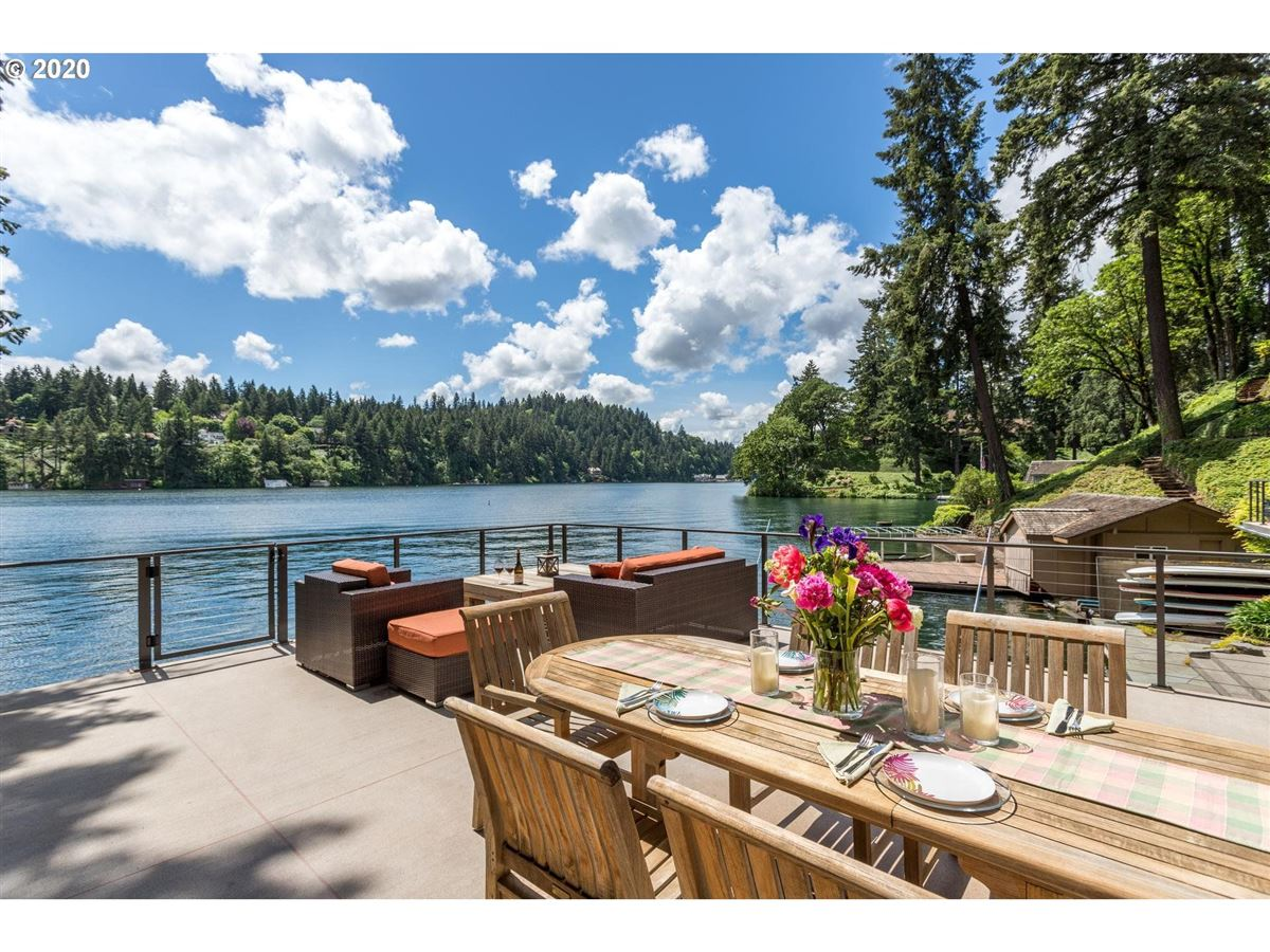 Northwest contemporary meets luxurious lodge luxury real estate