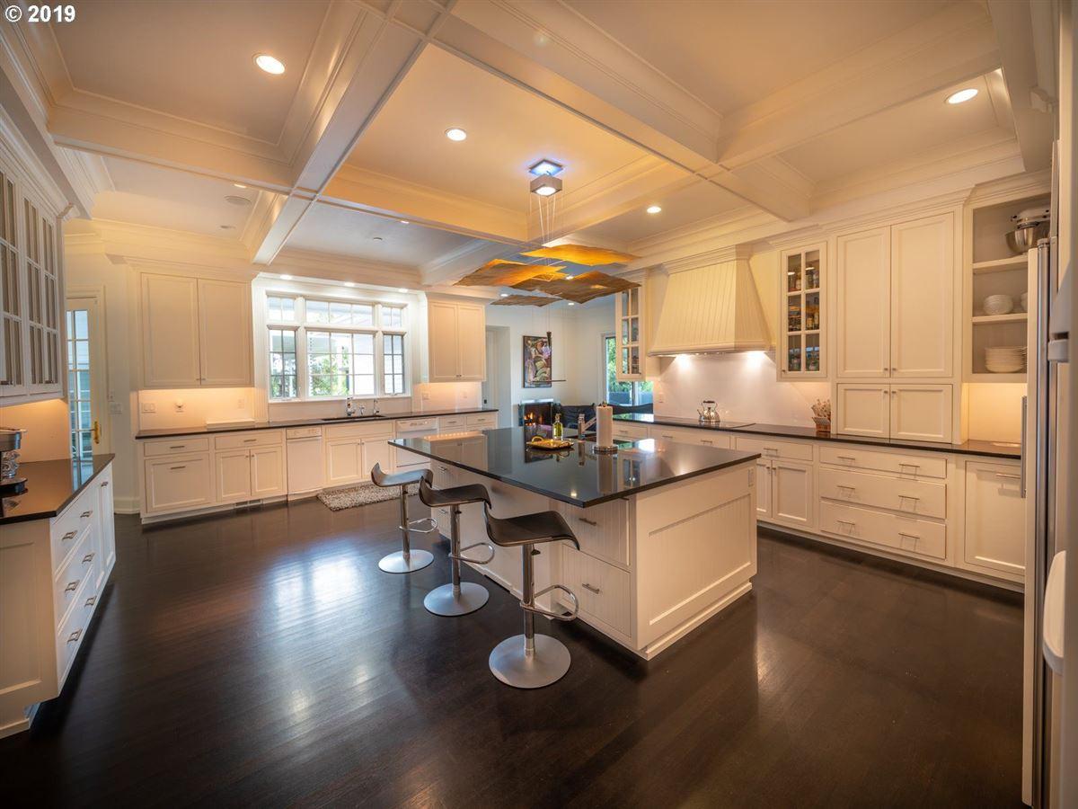 Luxury properties serene modern farmhouse
