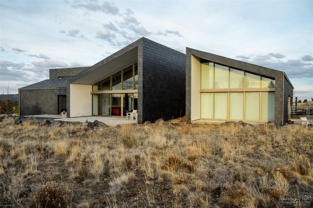 architectural masterpiece on 10 prime acres luxury homes