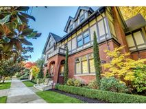 Luxury homes handsome Tudor Revival