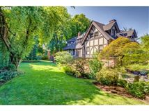 handsome Tudor Revival  luxury homes