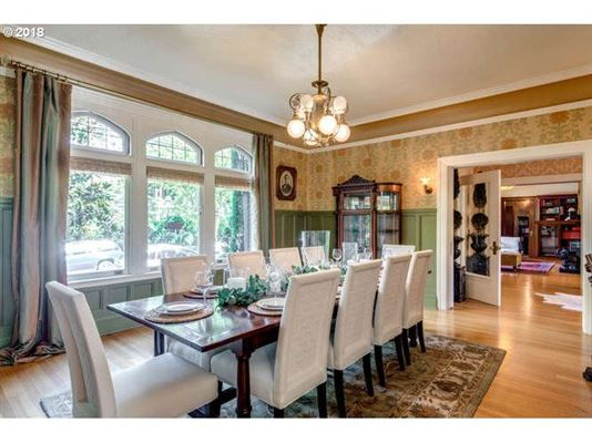 Luxury real estate handsome Tudor Revival