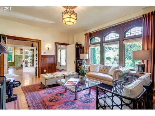 handsome Tudor Revival  luxury properties