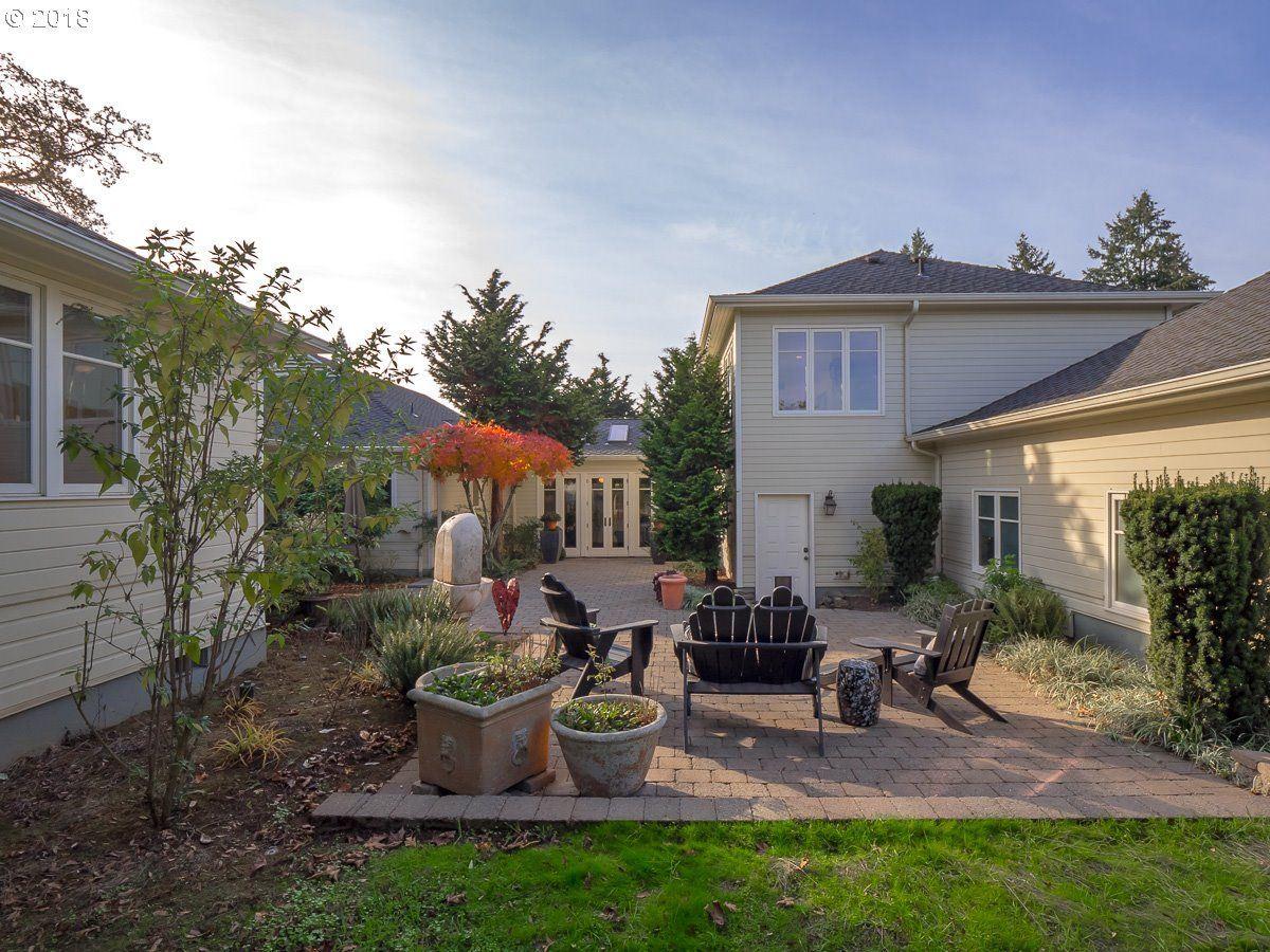 Country-like living in esteemed neighborhood luxury homes