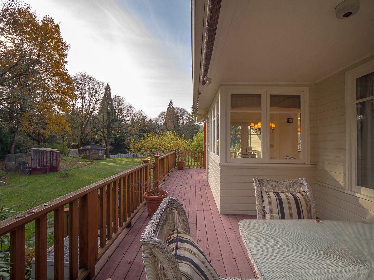 Country-like living in esteemed neighborhood mansions