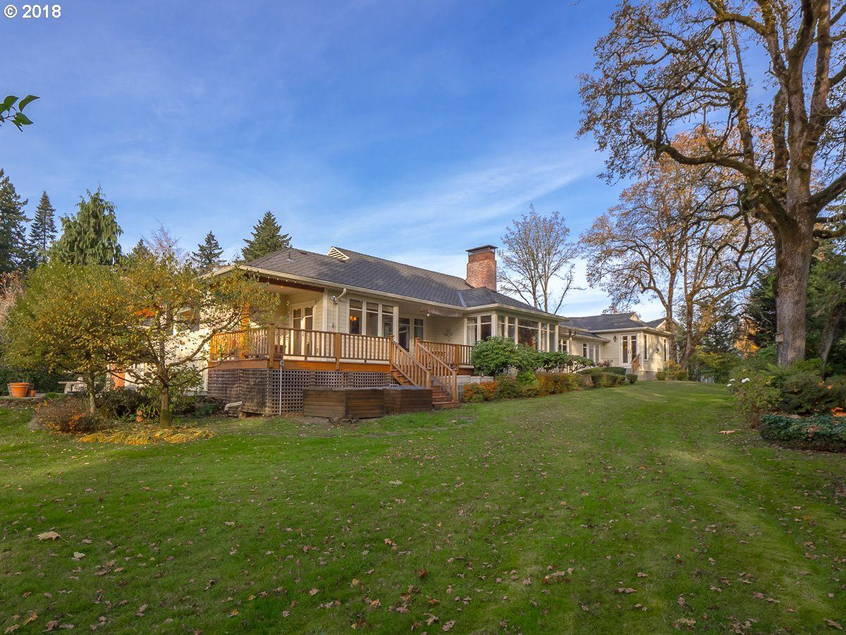 Country-like living in esteemed neighborhood luxury real estate