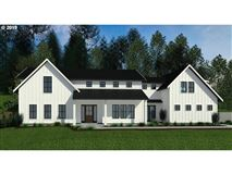Luxury homes proposed classic modern farmhouse
