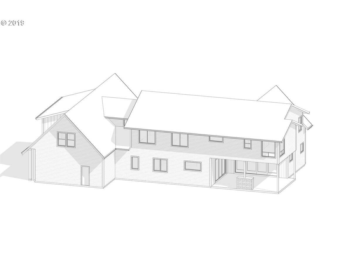 Luxury properties proposed classic modern farmhouse