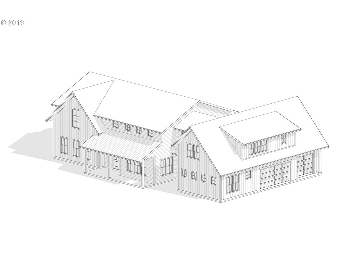 proposed classic modern farmhouse mansions