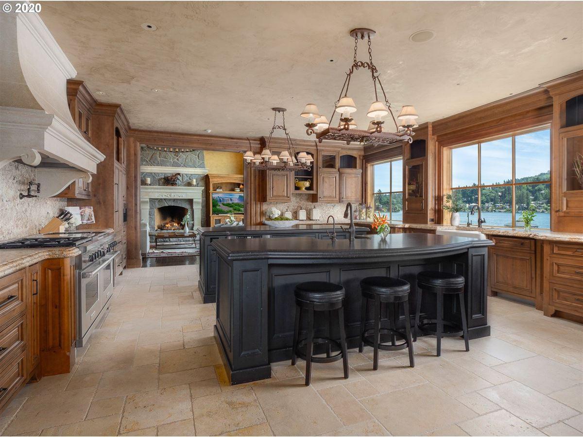 Luxury real estate the Jewel of Lake Oswego