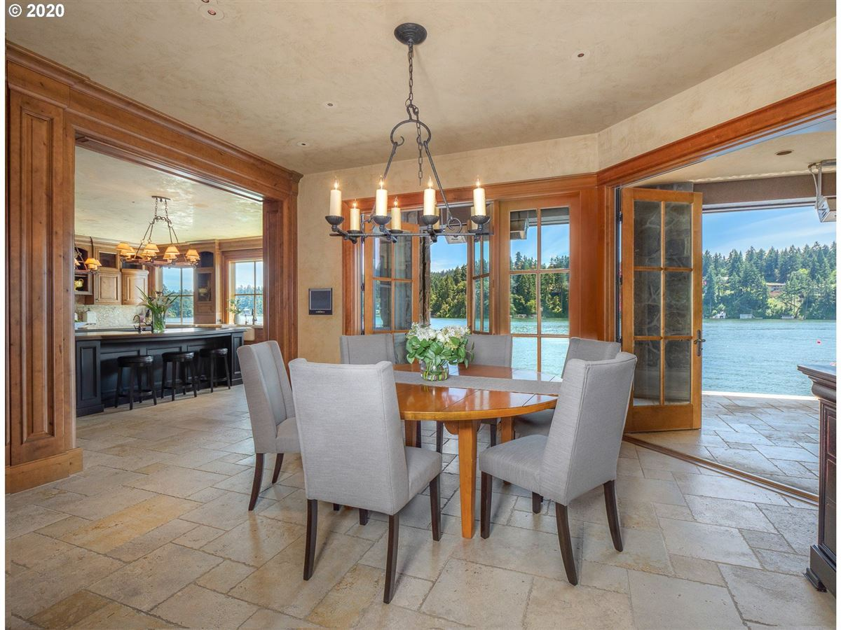 the Jewel of Lake Oswego luxury real estate