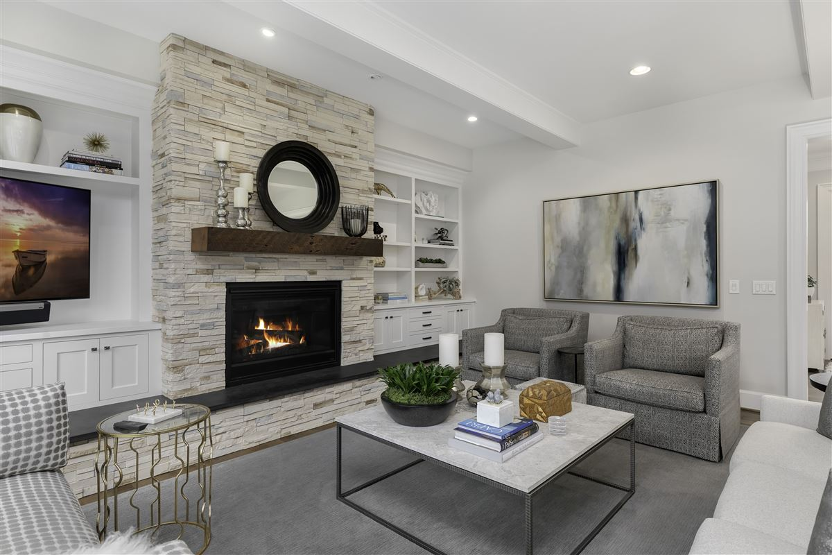 Impeccable custom estate exuding elegance & true luxury luxury homes