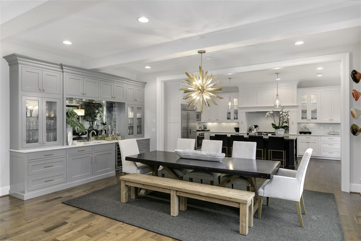 Luxury real estate Impeccable custom estate exuding elegance & true luxury