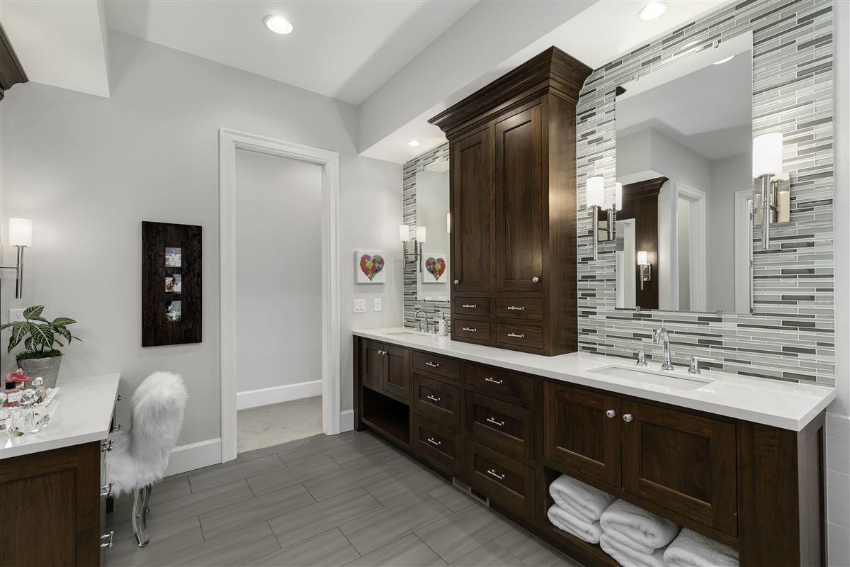 Luxury homes Impeccable custom estate exuding elegance & true luxury