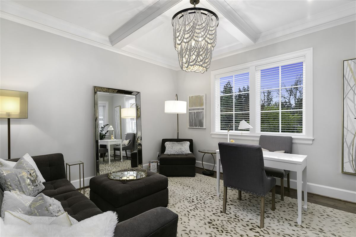 Impeccable custom estate exuding elegance & true luxury luxury real estate