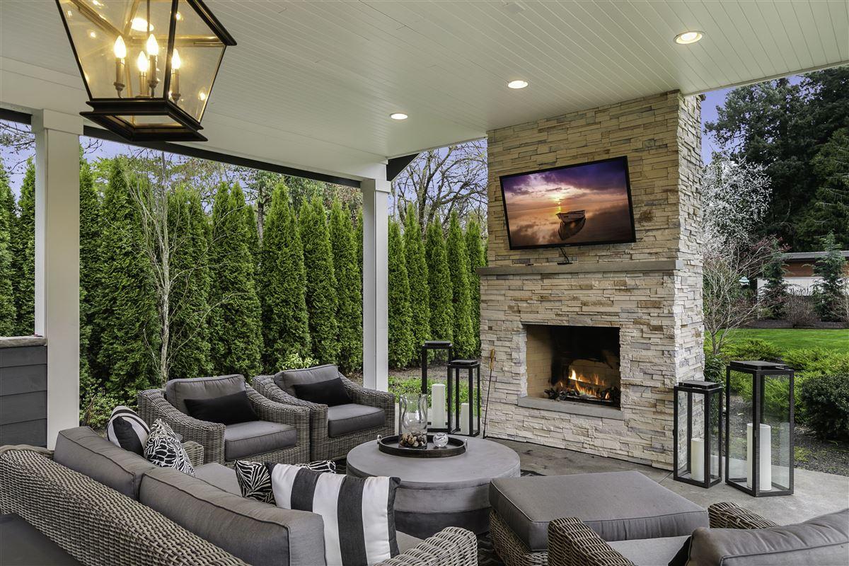 Mansions in Impeccable custom estate exuding elegance & true luxury