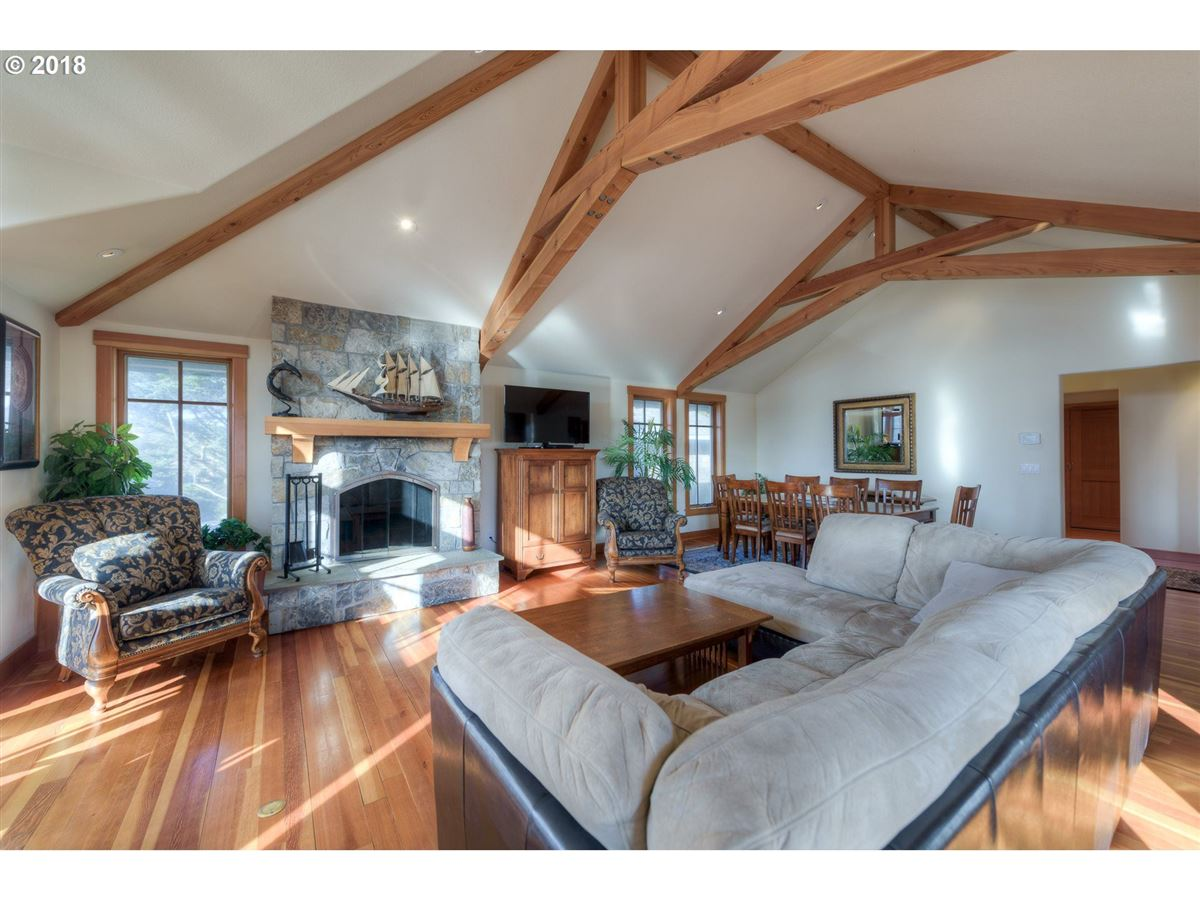 architecturally designed home in cannon beach luxury properties