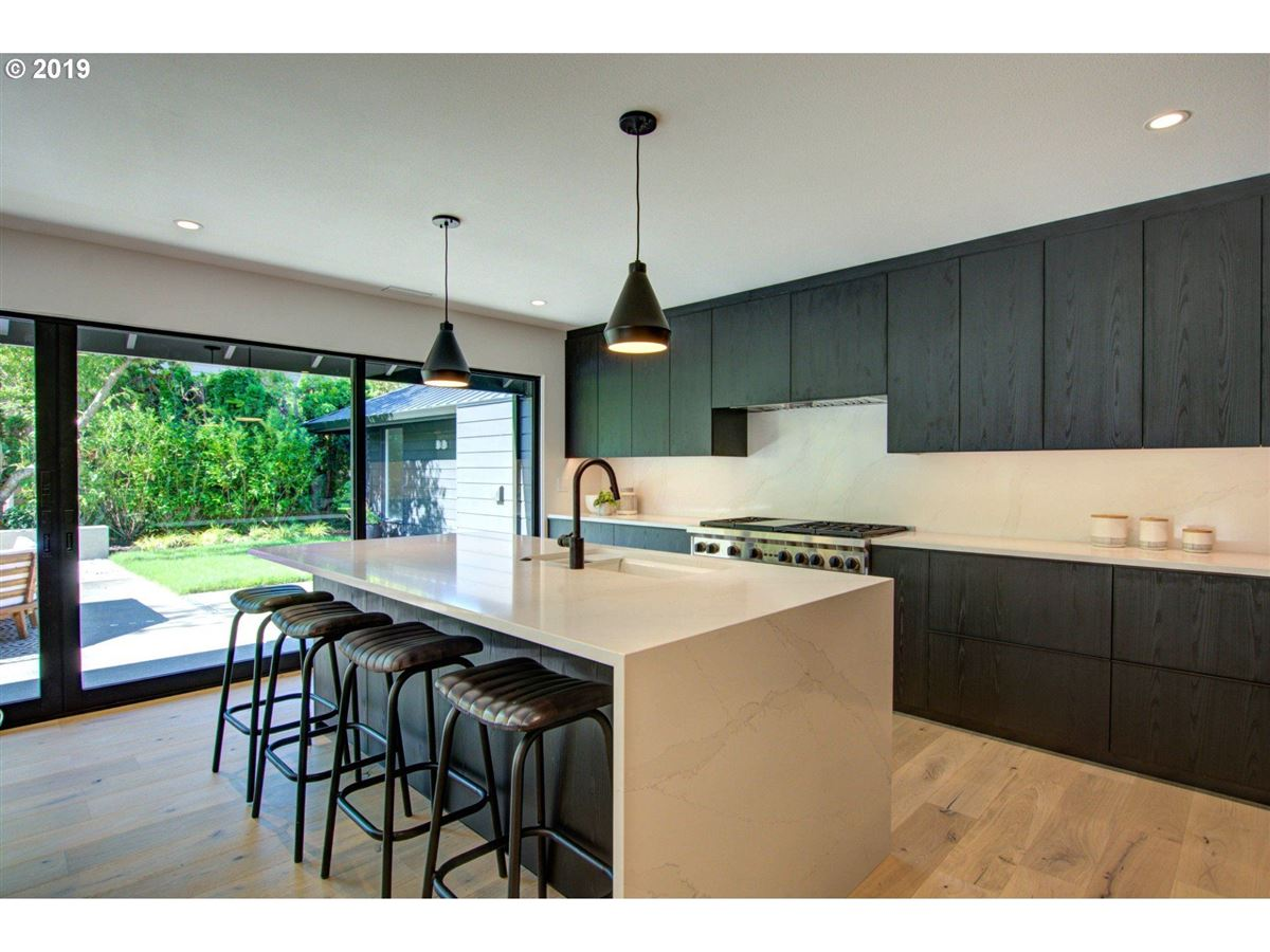 handsome modern home in lake oswego luxury homes