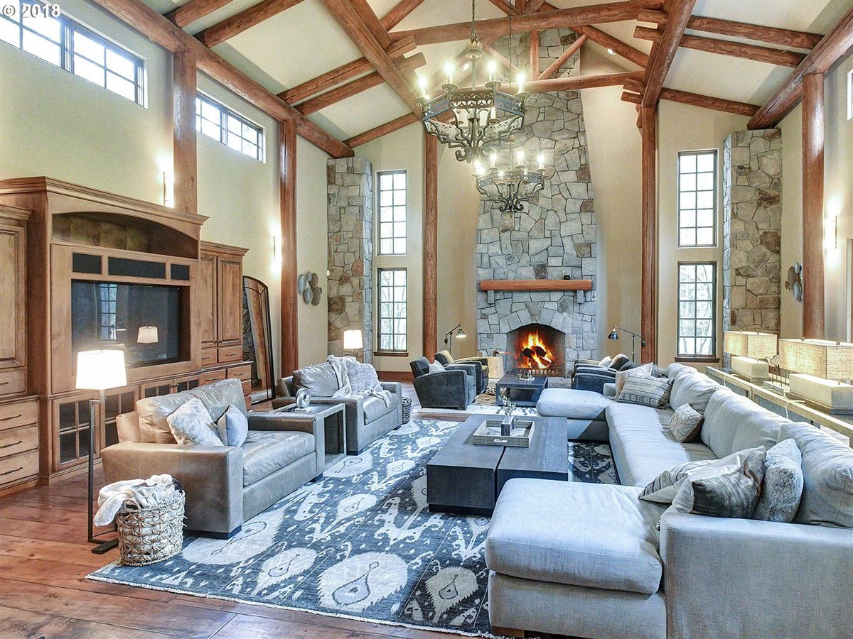 Luxury homes in The custom home dreams are made of
