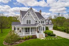 Luxury homes in timeless custom-built masterpiece