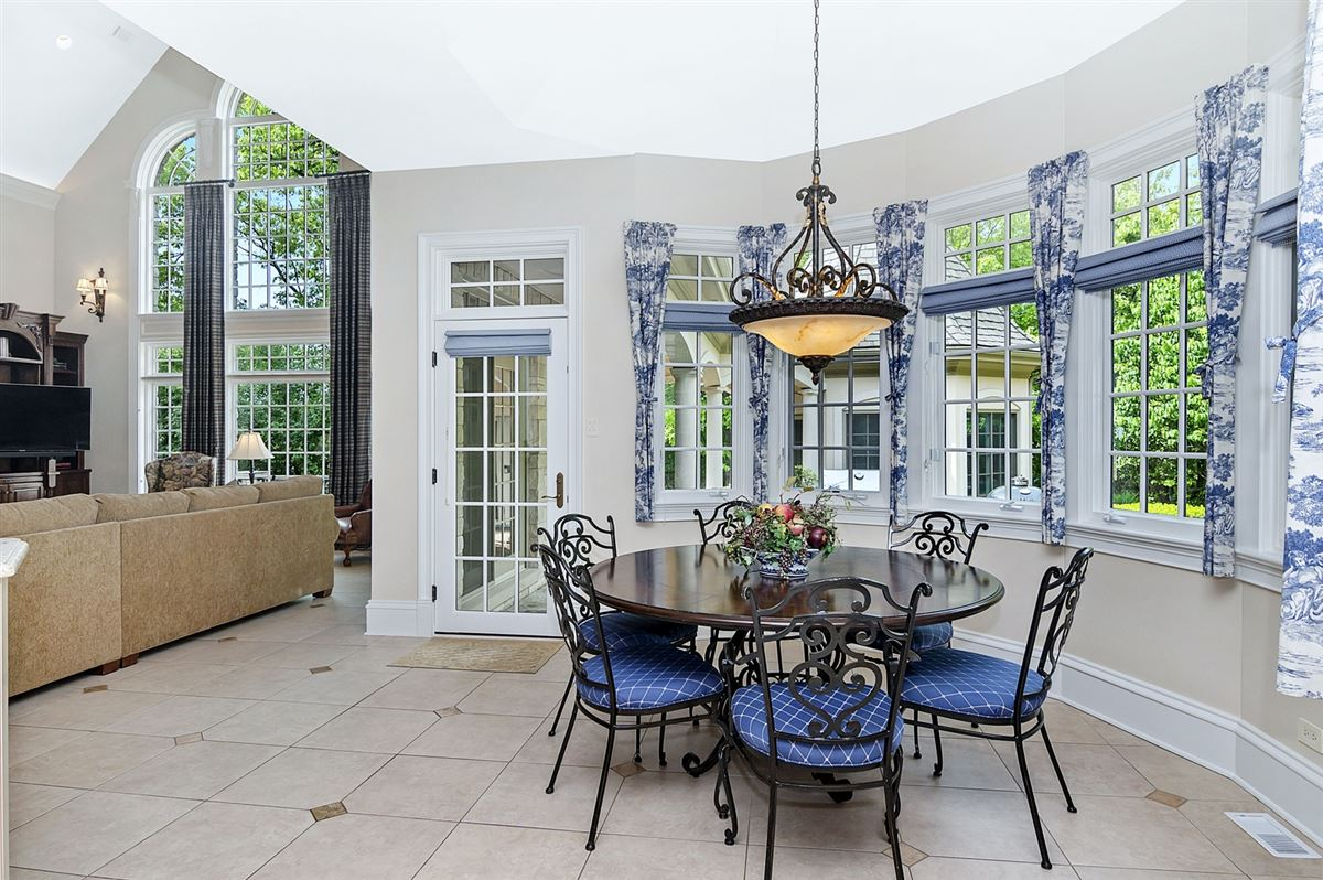 Magnificent custom built manor home luxury real estate